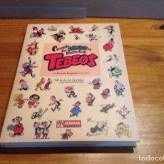 Tebeos: CUANDO LOS COMICS SE LLAMABAN TEBEOS 1945-1963. A.GUIRAL. Lote 283240203