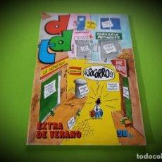 Tebeos: DDT EXTRA DE VERANO 1977 -EXCELENTE ESTADO. Lote 283327053