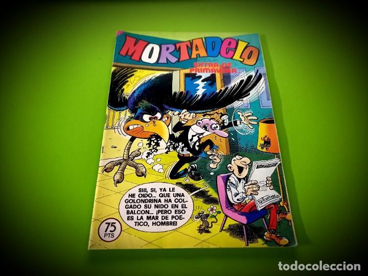 MORTADELO EXTRA PRIMAVERA 1980 -EXCELENTE ESTADO (Tebeos y Comics - Bruguera - Mortadelo)