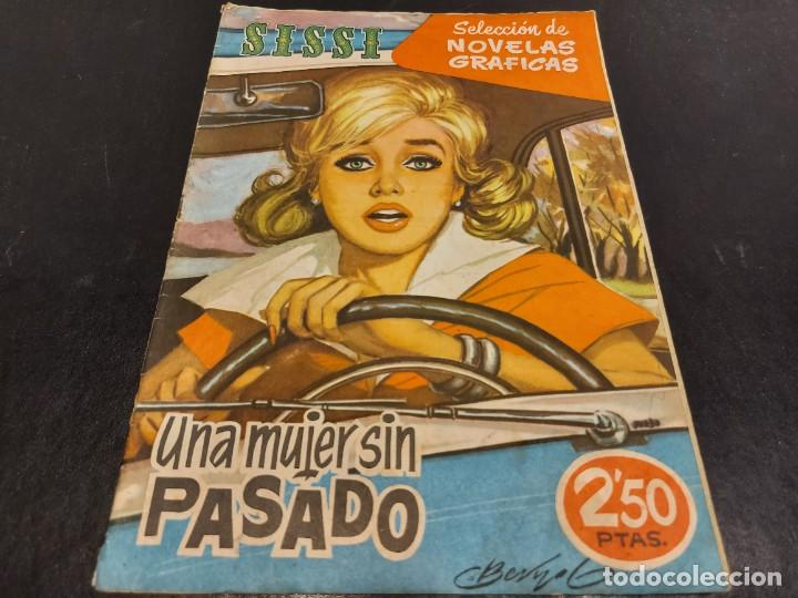 Tebeos: LOTE SISSI / REVISTA JUVENIL FEMENINA / NOVELAS GRÁFICAS / CONJUNTO DE 16 EJEMPLARES / VER LAS FOTOS - Foto 20 - 283368198