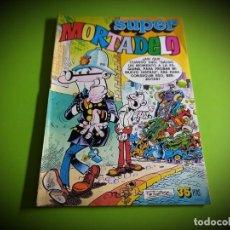 Tebeos: SUPER MORTADELO - Nº 77 - EDITORIAL BRUGUERA - AÑO 1978. EXCELENTE ESTADO. Lote 283398998