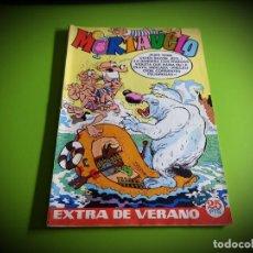 Tebeos: MORTADELO EXTRA VERANO 1972 CON CORSARIO HIERRO- EXCELENTE ESTADO. Lote 283400748