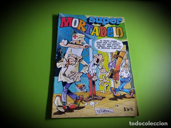 SUPER MORTADELO - Nº 80 - EDITORIAL BRUGUERA - AÑO 1978. EXCELENTE ESTADO (Tebeos y Comics - Bruguera - Mortadelo)