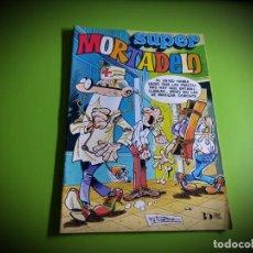 Tebeos: SUPER MORTADELO - Nº 80 - EDITORIAL BRUGUERA - AÑO 1978. EXCELENTE ESTADO. Lote 283401308