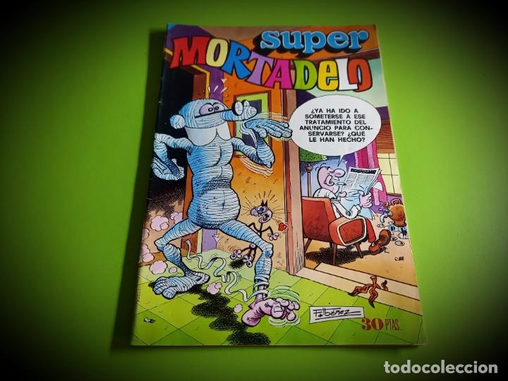 SUPER MORTADELO - Nº 71 - EDITORIAL BRUGUERA - AÑO 1978. EXCELENTE ESTADO (Tebeos y Comics - Bruguera - Mortadelo)