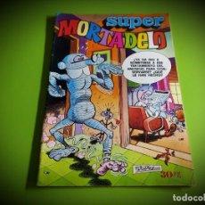 Tebeos: SUPER MORTADELO - Nº 71 - EDITORIAL BRUGUERA - AÑO 1978. EXCELENTE ESTADO. Lote 283401518
