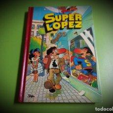 Tebeos: SUPER LOPEZ. TOMO Nº 1. EDITORIAL BRUGUERA. 1º EDICIÓN. 1982.EXCELENTE ESTADO. Lote 283630363