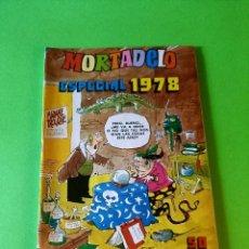Tebeos: MORTADELO ESPECIAL 1978 -Nº 29 -EXCELENTE ESTADO. Lote 283656388