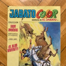 Tebeos: JABATO COLOR SEGUNDA ÉPOCA Nº 96 - MUY BUEN ESTADO - D3. Lote 283802168