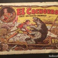 Tebeos: COMIC EDITORIAL BRUGUERA ORIGINAL EL CACHORRO ANTE UN NUEVO ENEMIGO NÚMERO 68. Lote 284643253