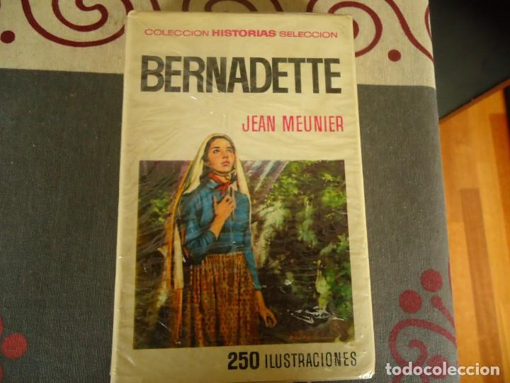 BERNADETTE (Tebeos y Comics - Bruguera - Historias Selección)