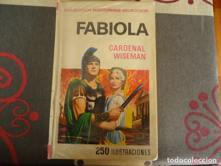 FABIOLA (Tebeos y Comics - Bruguera - Historias Selección)
