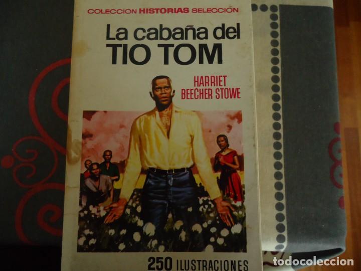 LA CABAÑA DEL TIO TOM (Tebeos y Comics - Bruguera - Historias Selección)