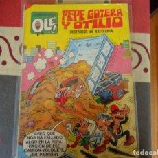 BDs: PEPE GOTERA Y OTILIO, DESTROZOS DE ARTESANIA. Lote 284762848
