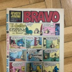 Tebeos: BRAVO Nº 45 - IMPOLUTO. Lote 284817283
