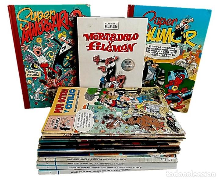 MORTADELO Y FILEMON, AÑOS 90 (Tebeos y Comics - Bruguera - Mortadelo)