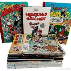 Livros de Banda Desenhada: MORTADELO Y FILEMON, AÑOS 90. Lote 285059818