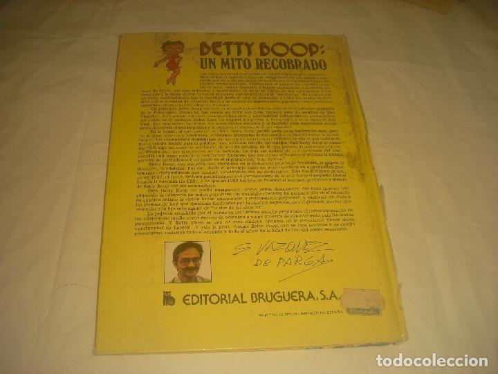 Tebeos: BETTY BOOP , LA STAR DE LOS 30 . CONTIENE 3 NUMEROS. - Foto 2 - 285204408