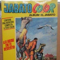 Giornalini: JABATO COLOR SUPERAVENTURAS - EXTRA - Nº 26 - PRIMERA EPOCA - MUY BUEN ESTADO. Lote 285233313