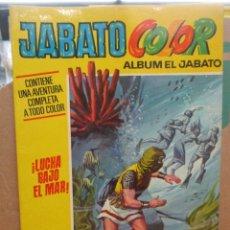Giornalini: JABATO COLOR SUPERAVENTURAS - EXTRA - Nº 30 - PRIMERA EPOCA - MUY BUEN ESTADO. Lote 285233628