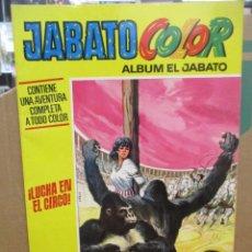 Giornalini: JABATO COLOR SUPERAVENTURAS - EXTRA - Nº 34 - PRIMERA EPOCA - MUY BUEN ESTADO. Lote 285234278