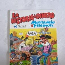 Livros de Banda Desenhada: TEBEO DE MORTADELO Y FILEMÓN EN CASTELLANO. Lote 285255508