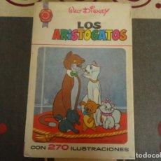 Tebeos: LOS ARISTOGATOS. Lote 285282683
