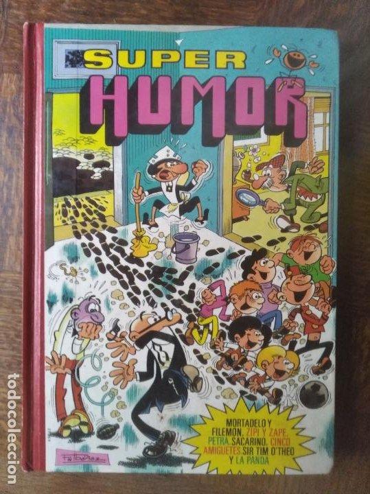 SUPER HUMOR VOLUMEN: XXVII - BRUGUERA. (Tebeos y Comics - Bruguera - Super Humor)