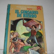 Tebeos: TOMO 3 EL CORSARIO DE HIERRO.EDITORIAL BRUGUERA,AÑO 1978. Lote 285392173