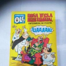 Livros de Banda Desenhada: TEBEO D. TECLA BISTURIN. Lote 285541168