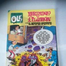 Livros de Banda Desenhada: TEBEO MORTADELO Y FILEMON. Lote 285541528