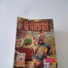 Tebeos: COLECCIÓN EL CORSARIO DE HIERRO COMPLETA EDICIÓN HISTÓRICA 58 CÓMICS EDICIONES B AÑO 1987. Lote 285662993