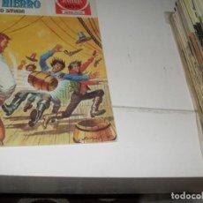 Tebeos: EL CORSARIO DE HIERRO 44.SERIE ROJA.EDITORIAL BRUGUERA,AÑO 1977.. Lote 285665078