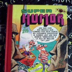 Livros de Banda Desenhada: BRUGUERA - EDICIONES B - SUPER HUMOR VOLUMEN 54 . 1º EDICION 1988 . MUY BUEN ESTADO. Lote 285965398