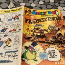 Livros de Banda Desenhada: MORTADELO ESPECIAL Nº 191 - PREHISTORIA - LIVINGSTONE - BRUGUERA 1985. Lote 286243093