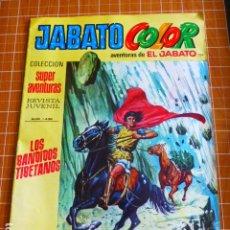 Tebeos: COMIC JABATO COLOR Nº 1438 DE BRUGUERA. Lote 286304683