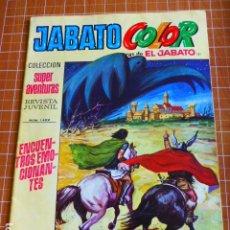 Tebeos: JABATO COLOR Nº 1422 DE BRUGUERA. Lote 286304808