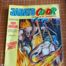 Tebeos: JABATO COLOR Nº 1378 DE BRUGUERA. Lote 286304843