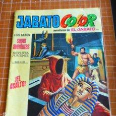 Tebeos: JABATO COLOR Nº 1426 DE BRUGUERA. Lote 286304863
