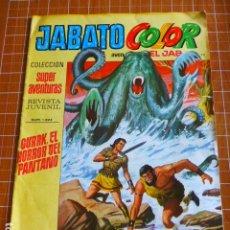 Tebeos: JABATO COLOR Nº 1324 DE BRUGUERA. Lote 286304953