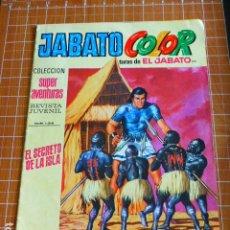 Tebeos: JABATO COLOR Nº 1318 DE BRUGUERA. Lote 286305008