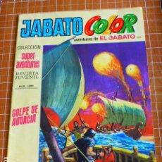 Tebeos: JABATO COLOR Nº 1398 DE BRUGUERA. Lote 286305028