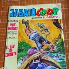 Tebeos: JABATO COLOR Nº 1452 DE BRUGUERA. Lote 286305103