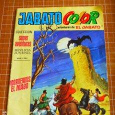 Tebeos: JABATO COLOR Nº 1290 DE BRUGUERA. Lote 286305168