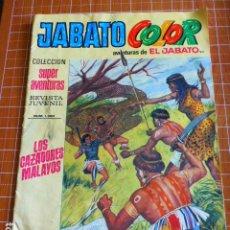 Tebeos: JABATO COLOR Nº 1360 DE BRUGUERA. Lote 286305193