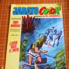 Tebeos: JABATO COLOR Nº 1414 DE BRUGUERA. Lote 286305218