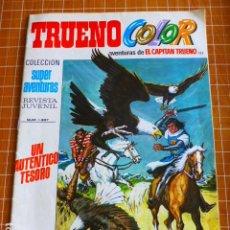 Tebeos: TRUENO COLOR Nº 1387 DE BRUGUERA. Lote 286305568