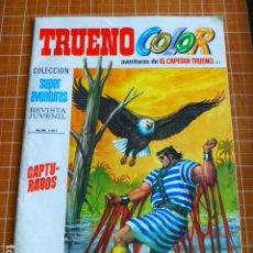 Tebeos: TRUENO COLOR Nº 1411 DE BRUGUERA. Lote 286305648