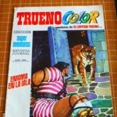 Tebeos: TRUENO COLOR Nº 1299 DE BRUGUERA. Lote 286305818