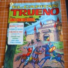 Tebeos: CAPITAN TRUENO Nº 368 DE BRUGUERA. Lote 286326278